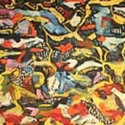 Abstract 1957 Art Print