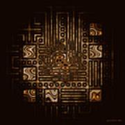 Abstract 326 Art Print