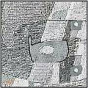 Abstract 880 Art Print
