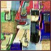 Abstract 927 Art Print