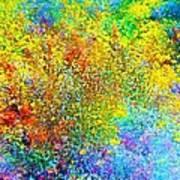 Abstract 96 Art Print