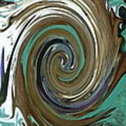 Abstract Abby Art Print