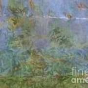 Prosperity - Abstract Art  Art Print