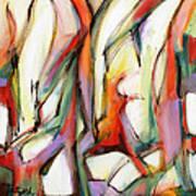 Abstract Art Forty-six Art Print