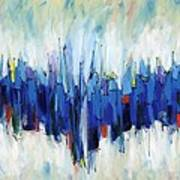 Abstract Art Sixty-two Art Print