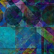 abstract - art - Stripes Five  Art Print