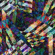 abstract - art - Tilt Two Art Print
