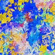 Abstract Series B10 Art Print