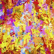 Abstract Series B6 Art Print