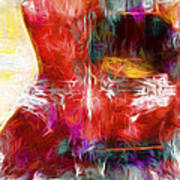 Abstract Series B8 Art Print