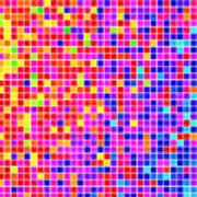 Abstract Background, Vector Without Art Print