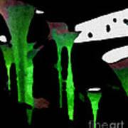 Green Sensation Art Print