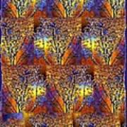 Abstract Fusion 142  Art Print