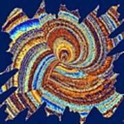 Abstract Fusion 176 Art Print