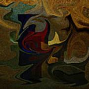 Geometries Art Print