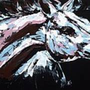 Abstract Horse Art Print