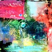Abstract Mind Art Print