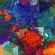Abstract Mm No. 105 Art Print