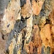 Abstract Natural Stone Art Print