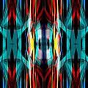 Abstract Pattern 3 Art Print