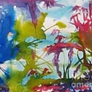 Abstract -  Primordial Life Art Print