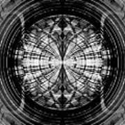 Abstract Structure 2 Art Print