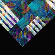 Abstract Study Twelve Art Print