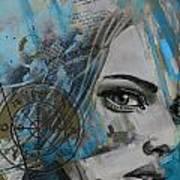 Abstract Tarot Art 022c Art Print
