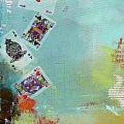 Abstract Tarot Card 009 Art Print