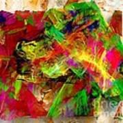 Abstraction 0492 Marucii Art Print