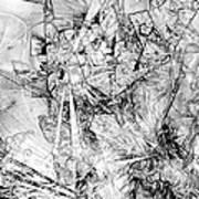 Abstraction 0521 - Marucii Art Print