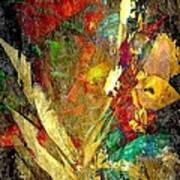 Abstraction 0553 Marucii Art Print