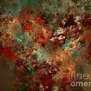 Abstraction 0563 Marucii Art Print