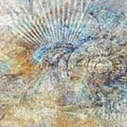 Abstraction 476-09-13 Marucii Art Print