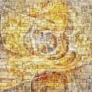 Abstraction 561-11-13 Marucii Art Print