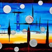 Abstraction - IIi - Art Print