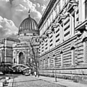 Academy Of Arts Dresden Art Print