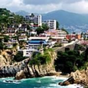 Acapulco Art Print