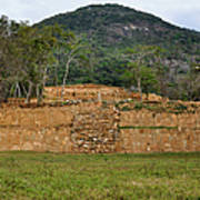 Acapulco Mexico Archaeological Site Art Print