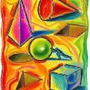 Achiever Art Print by Leon Zernitsky
