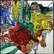 Acochlidium Art Print by Nickolas Kossup