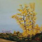 Acrylic Msc 192 Art Print