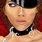 Actress  Art Print