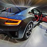 Acura N S X  Concept 2013 Art Print