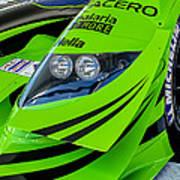 Acura Patron Car Art Print