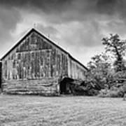 Adams County Barn 2923b Art Print
