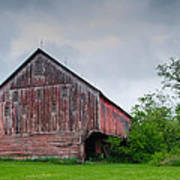 Adams County Barn 7d02923c Art Print
