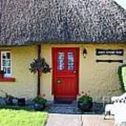 Adare Ireland 7289 Art Print
