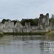 Adare Ireland Views Of Desmond Castle Art Print