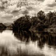 Adda River 2 Art Print